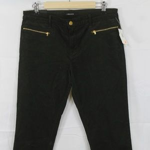 J Brand Royal Green Corduroy Jeans Size 32 NEW